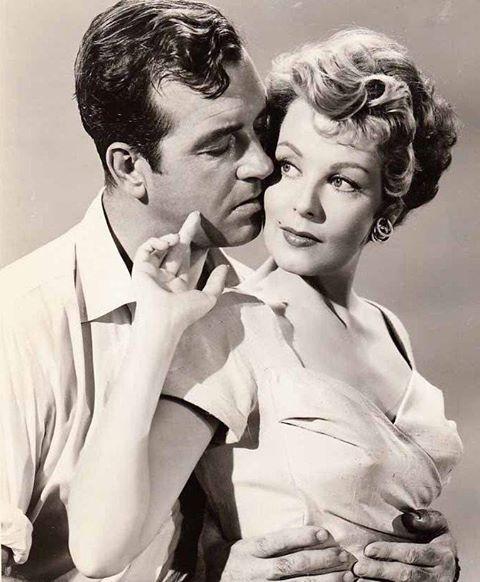 John Payne & Arlene Dahl