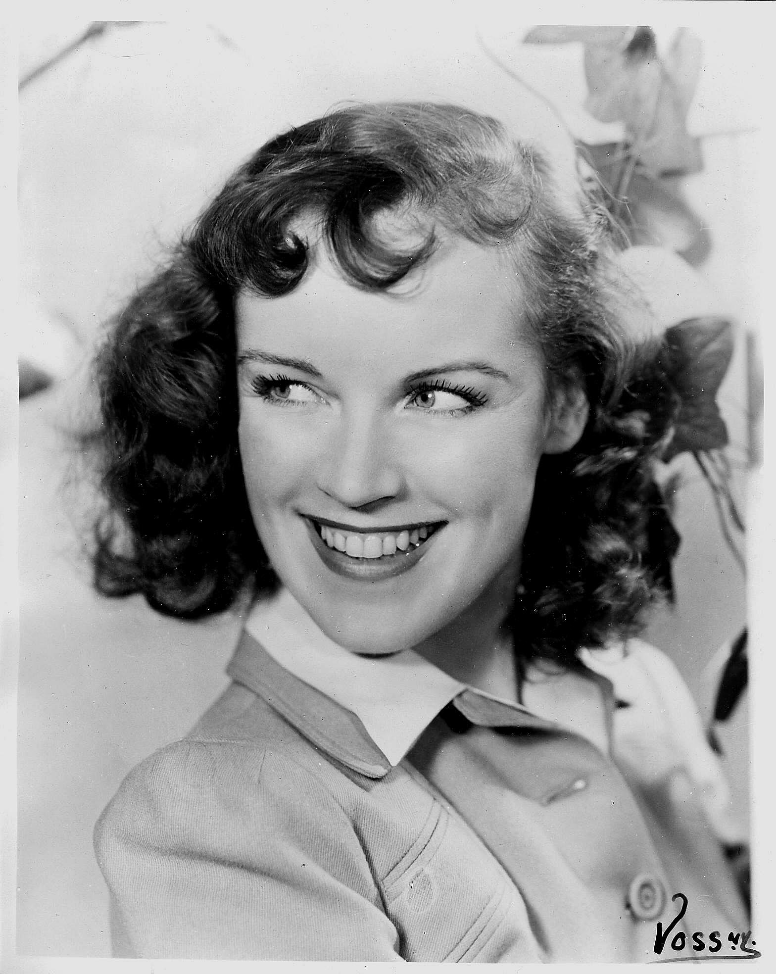 Jane was my cousin.  She was in London after the WW2 entertaining troops, on stage with Sylvia Sidney and Groucho Marx (toured with him).  Worked for