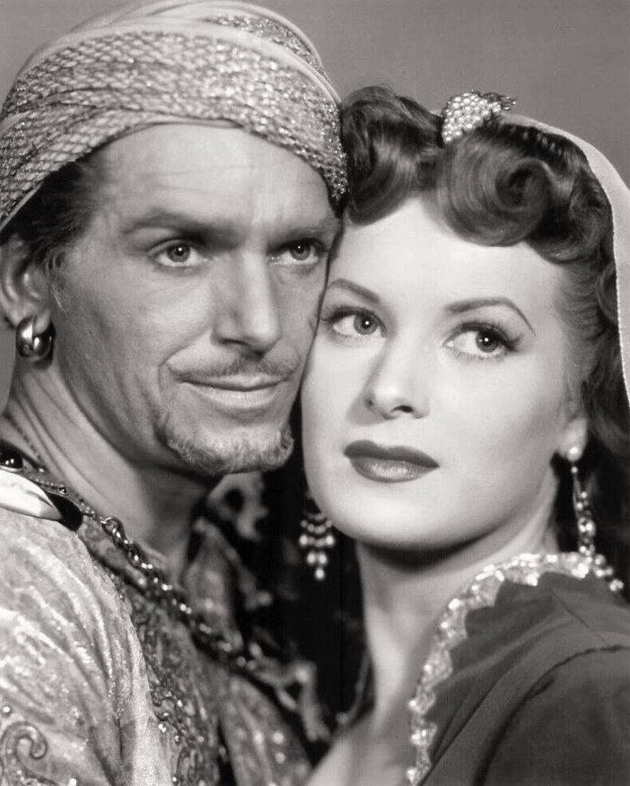 Douglas Fairbanks Jr. & Maureen O'Hara