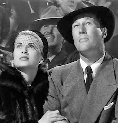 Grace Kelly & James Warren