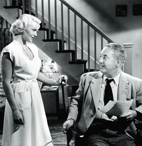 Cecil Kellaway & Lana Turner
