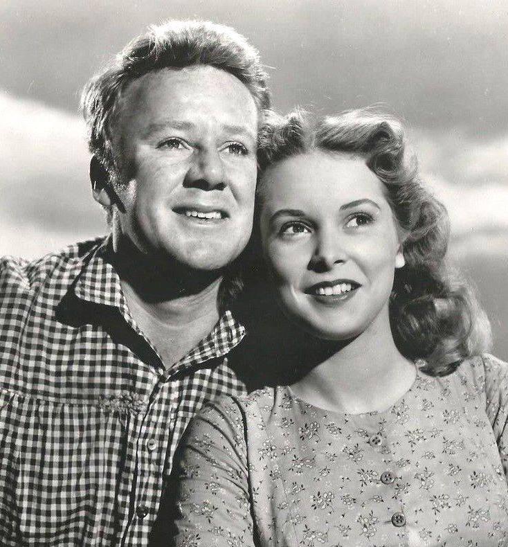 Van Johnson & Janet Leigh