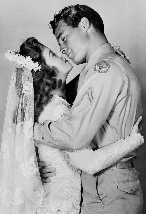 Guy Madison e Shirley Temple