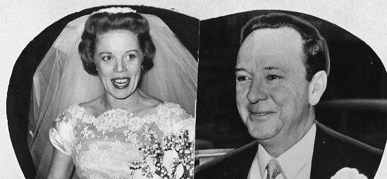 John Daly married Virginia Warren