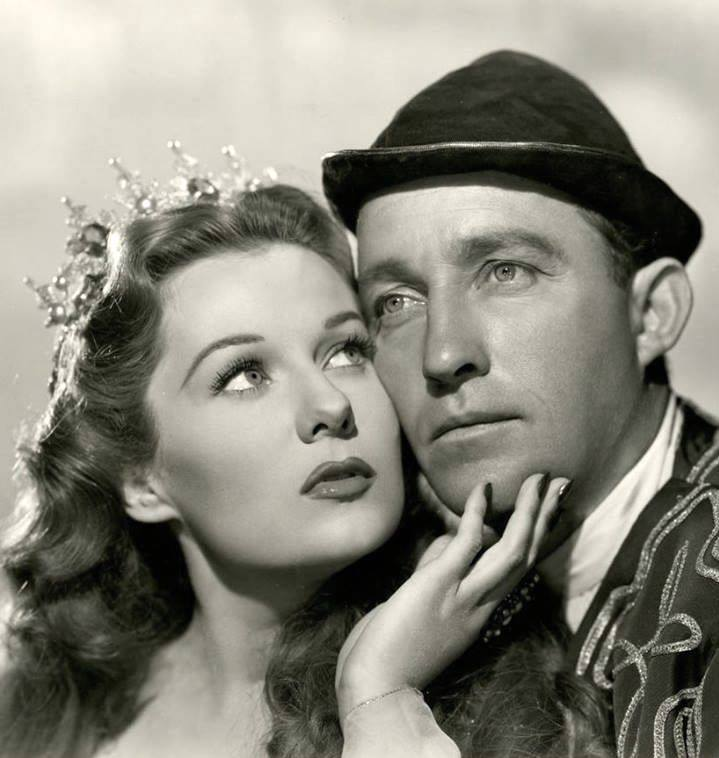 BING CROSBY & RHONDA FLEMING