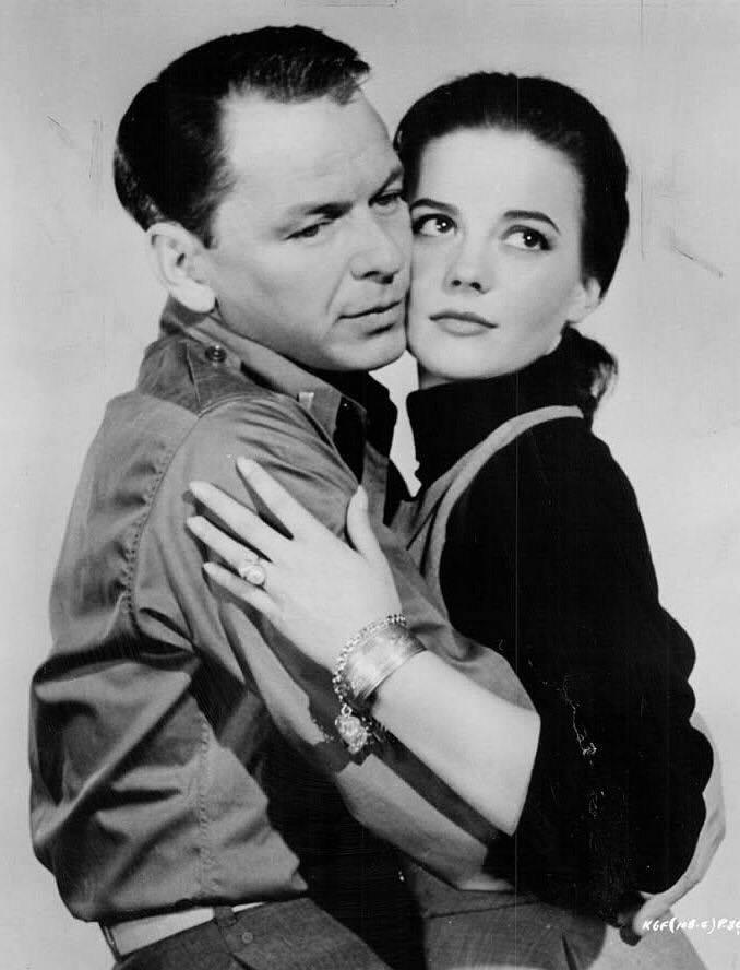 Frank Sinatra e Natalie Wood