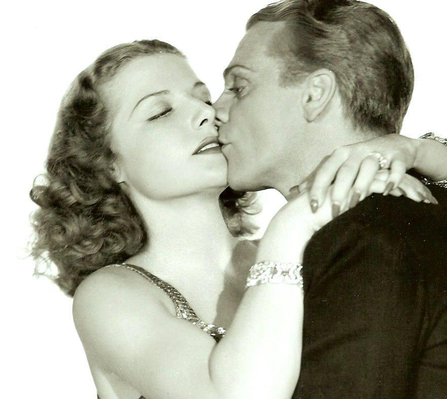 James Cagney & Ann Sheridan