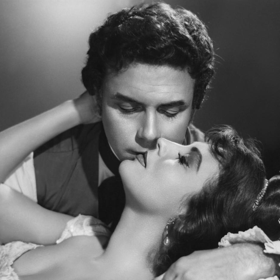 Anthony Franciosa e Ava Gardner