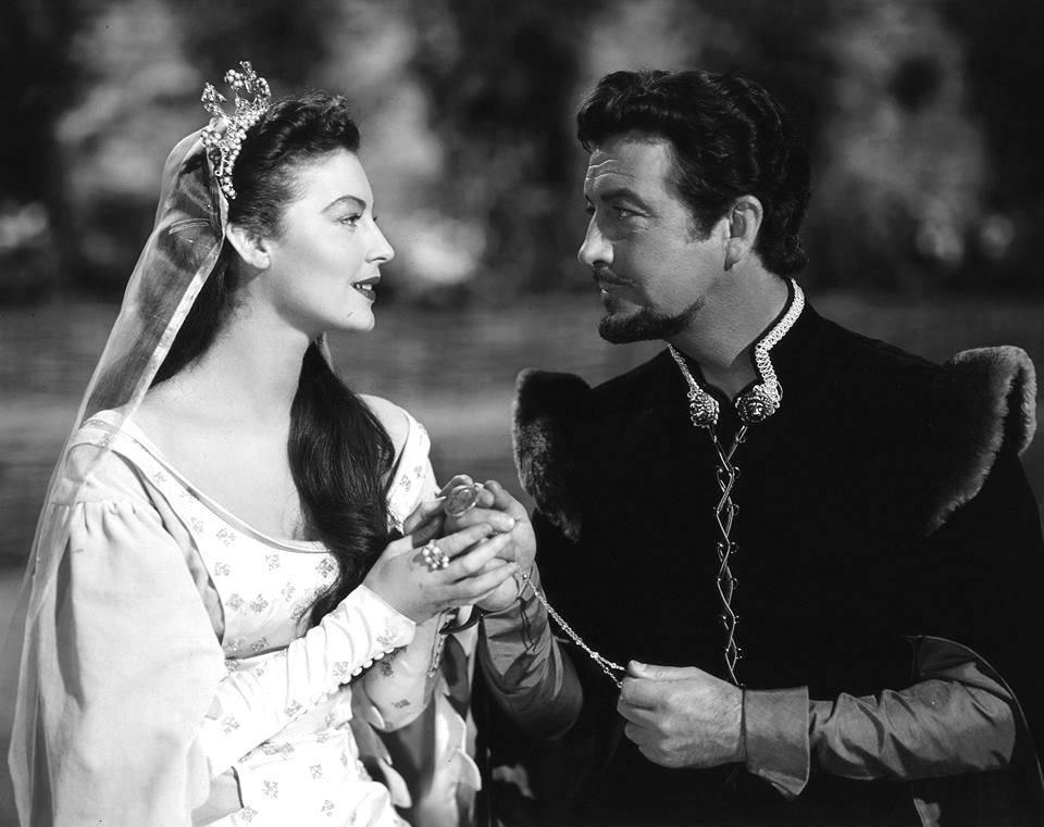 Robert Taylor e Ava Gardner