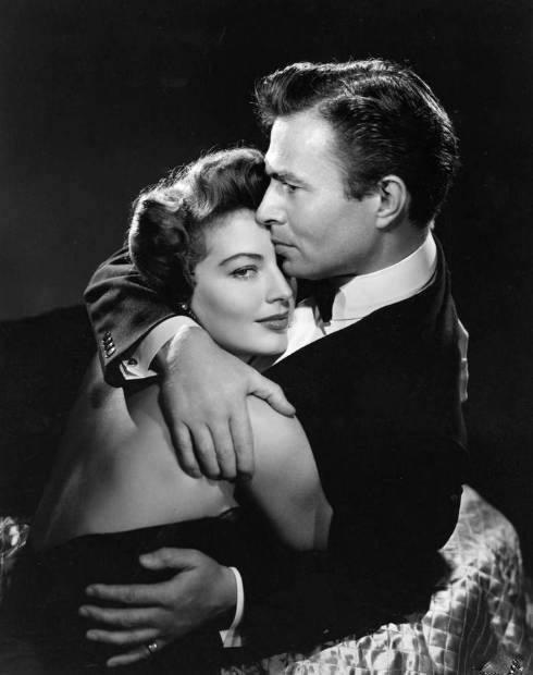 James Mason e Ava Gardner