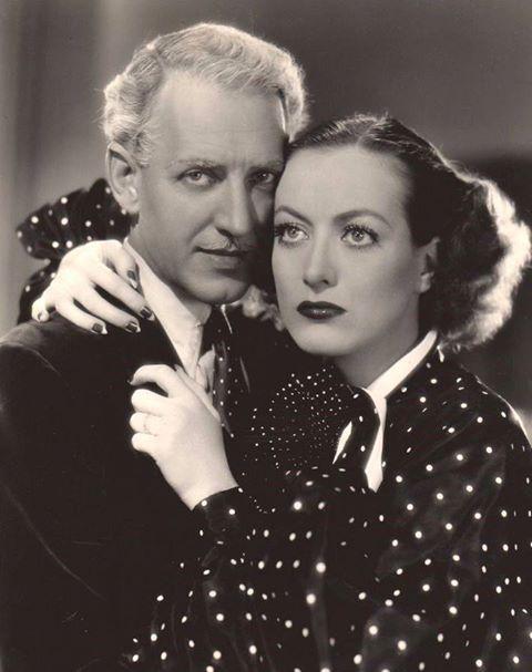 Otto Kruger & Joan Crawford