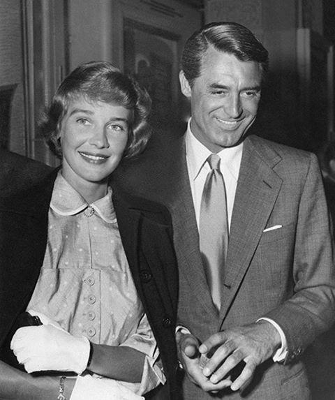 Cary Grant & Betsy Drake.