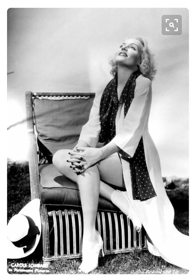 Carol Lombard.