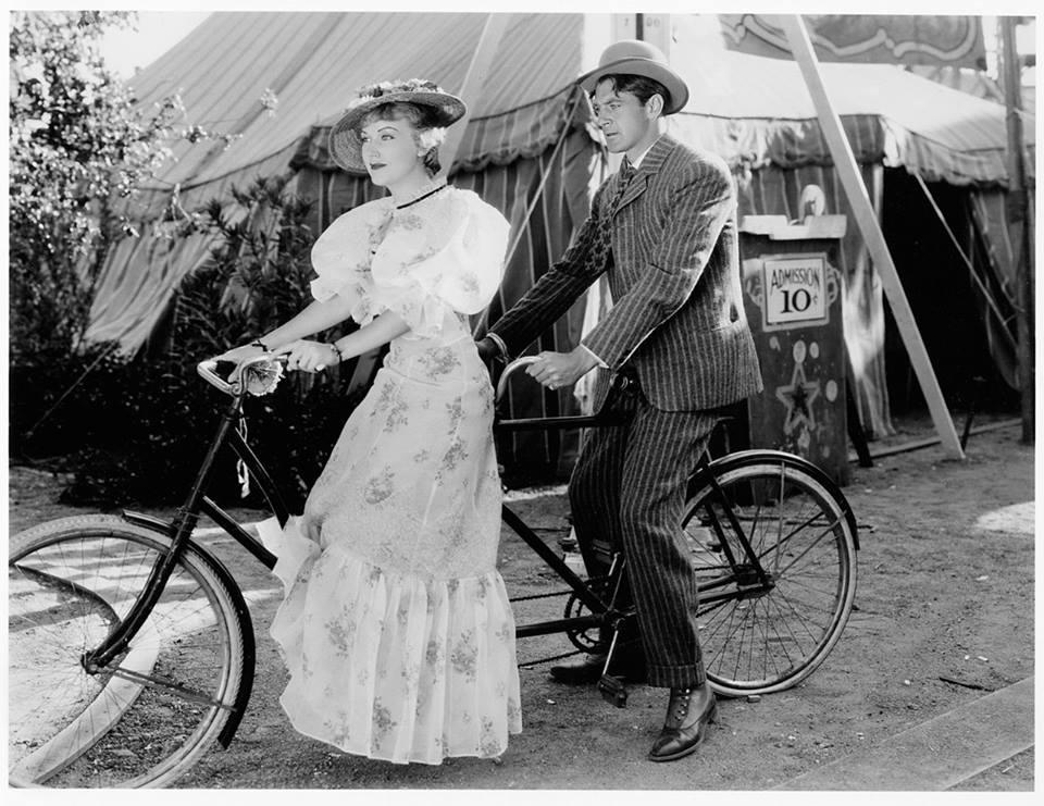 Gar Cooper & Fay Wray