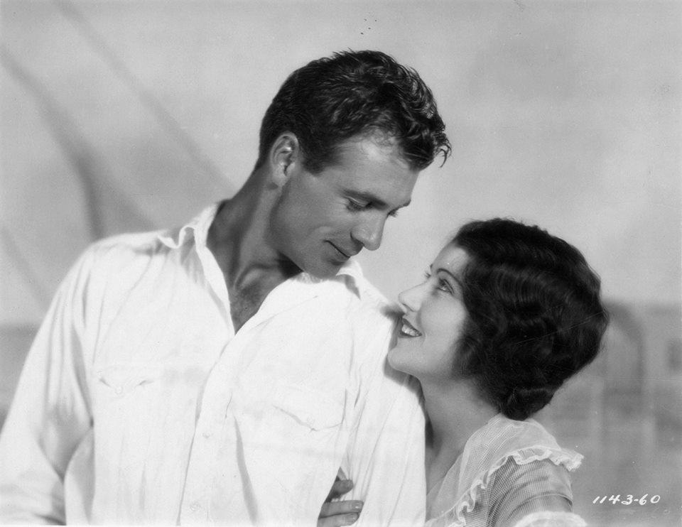 Gary Cooper & Fay Wray