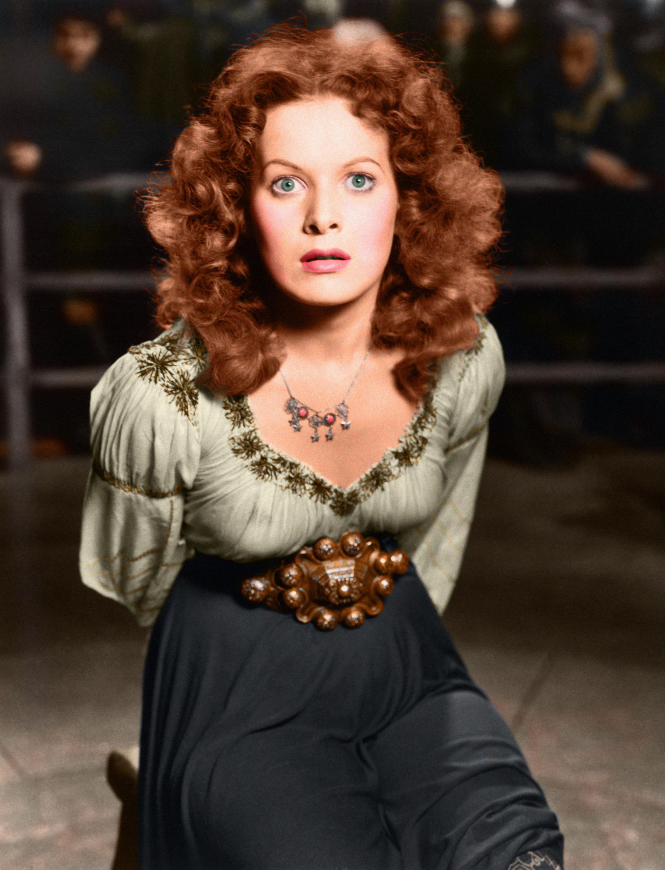 Maureen O'Hara