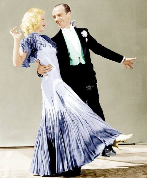 Fred Astaire & Ginger Roger