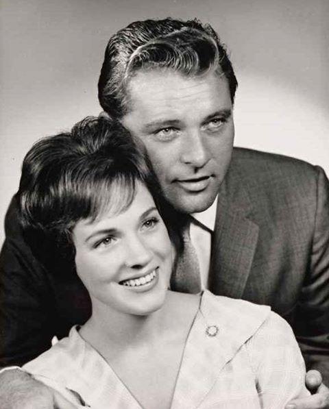 RIchard Burton & Julie Andrews