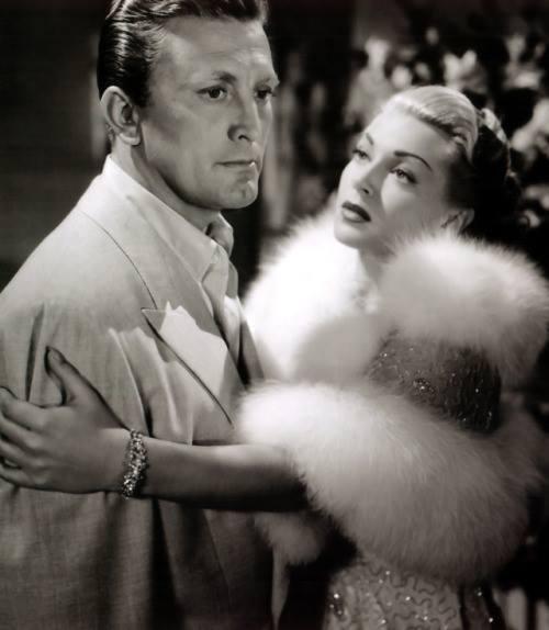 Kirk Douglas & Lana Turner