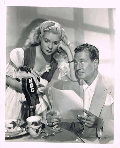 Phil Harris & Alice Faye