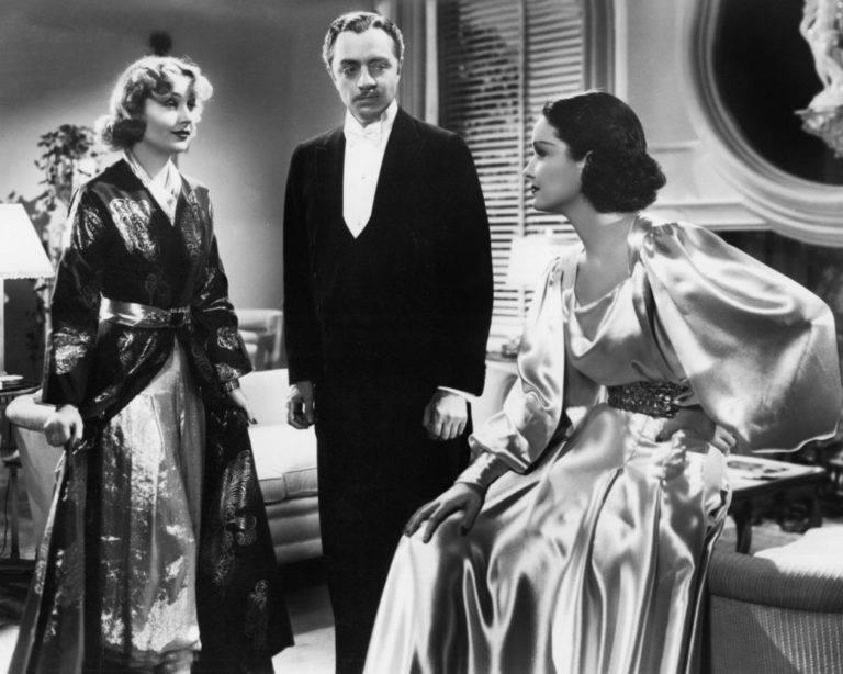 Carole Lombard,William Powell & Gail Patrick