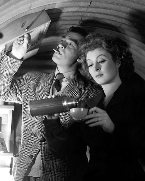 Walter Pidgeon & Greer Garson