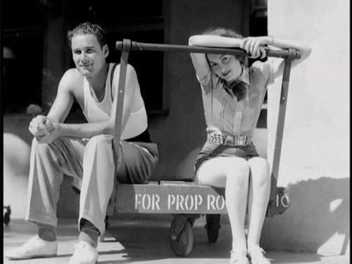 Errol Flynn & Olivia de Havilland
