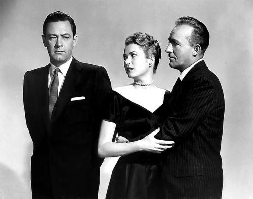 William Holden, Grace Kelly & Bing Crosby
