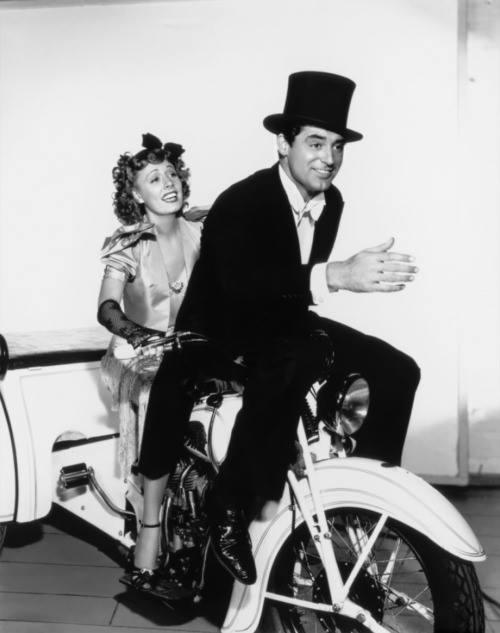 Irene Dunne & Cary Grant
