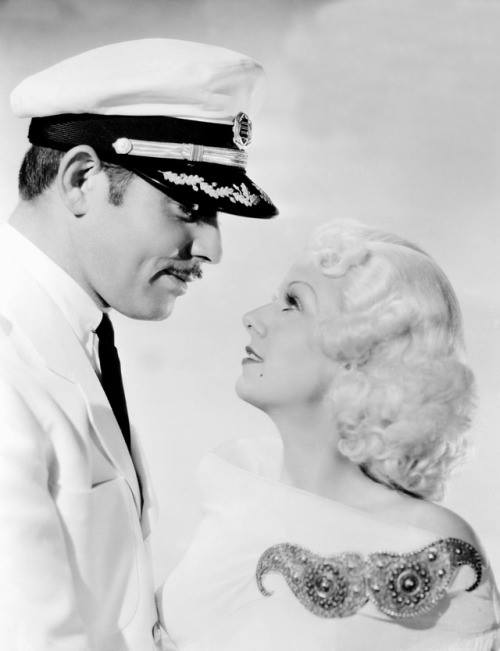 Clark Gable & Jean Harlow