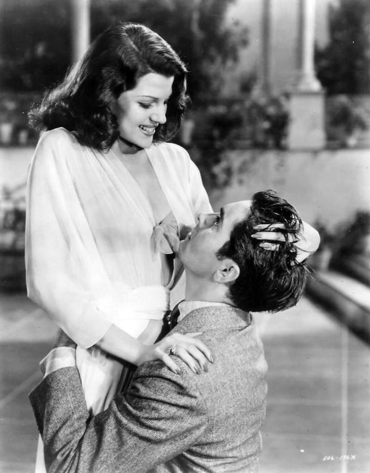 Rita Hayworth & Tyrone Power