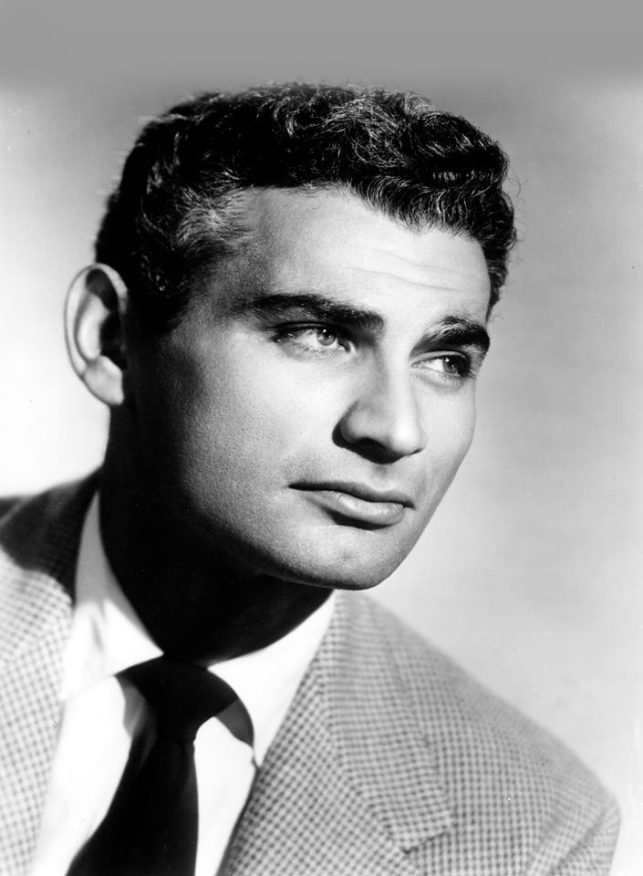 Jeff Chandler!