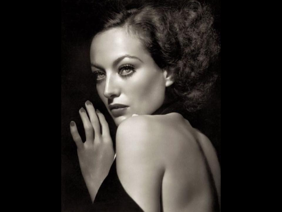 Joan Crawford.