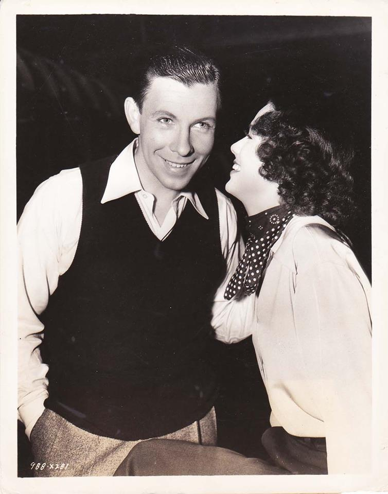 George Murphy and Eleanor Powell