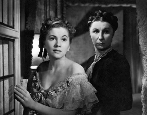 Joan Fontaine & Judith Anderson