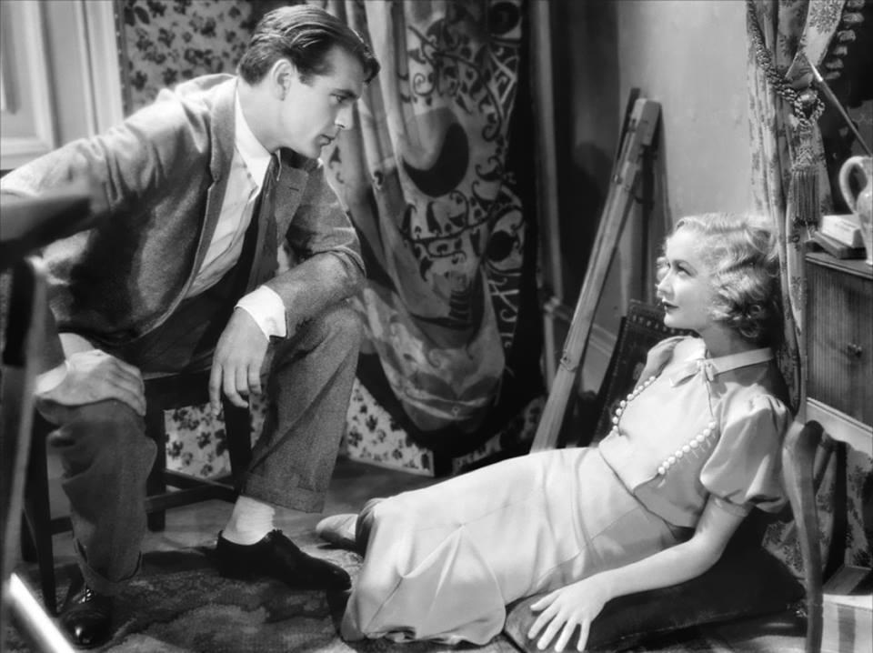 Gary Cooper & Miriam Hopkins
