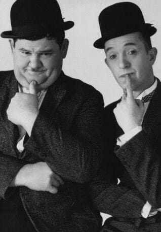 Ollie and Stan - 1930