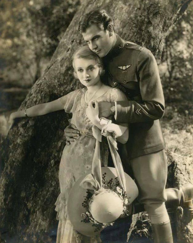 Joel McCrea & Constance Bennett
