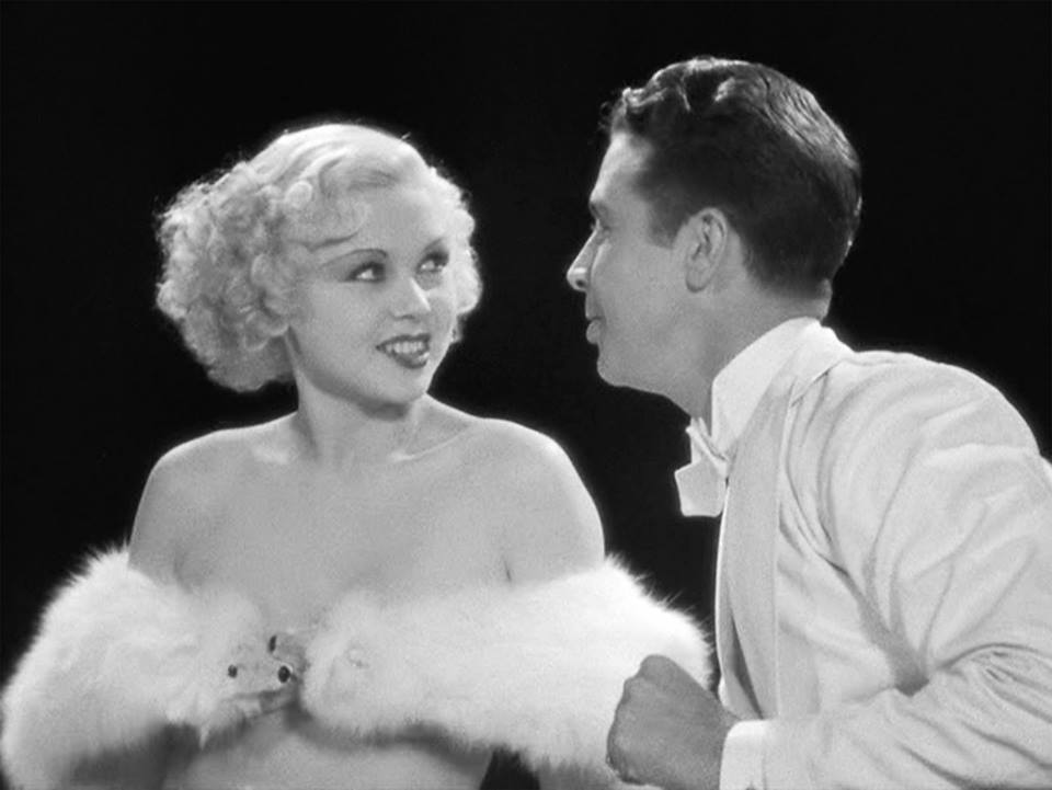 Toby Wing and Dick Powell