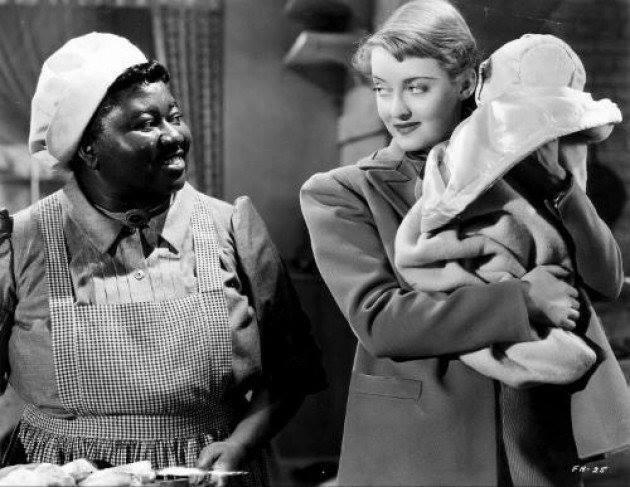 Hattie McDaniel & Bette Davis