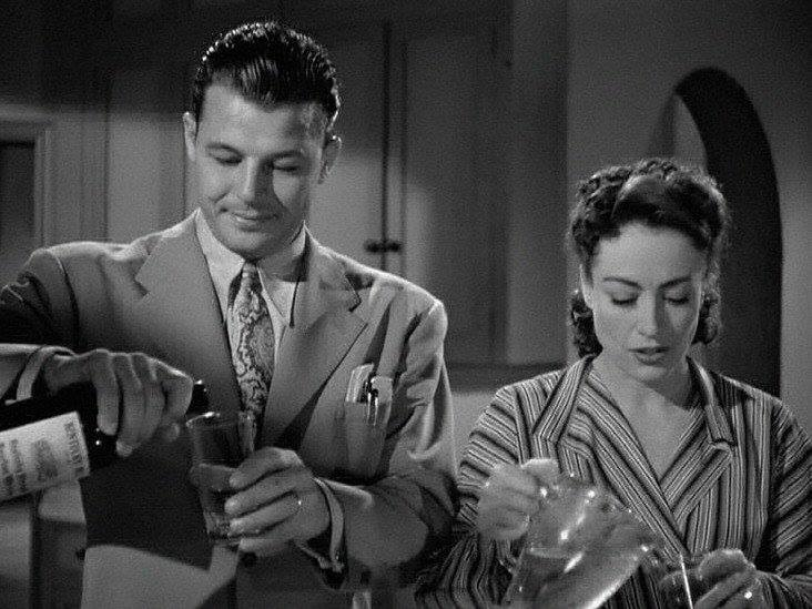 Jack Carson & Joan Crawford