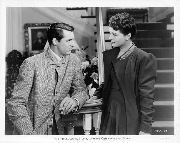 Cary Grant & Ruth Hussey