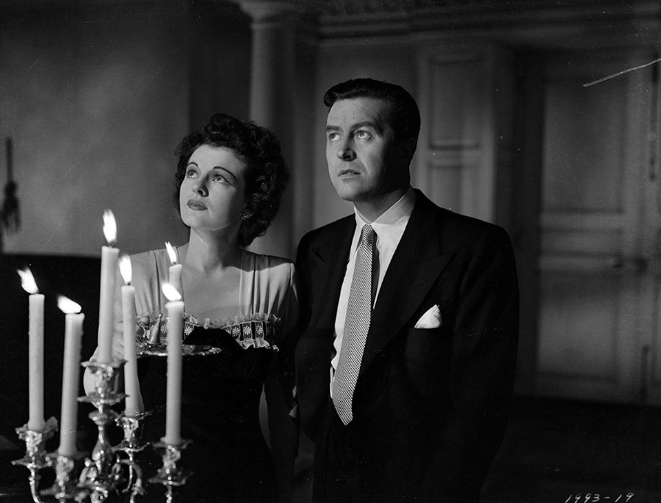 Ruth Hussey & Ray Milland