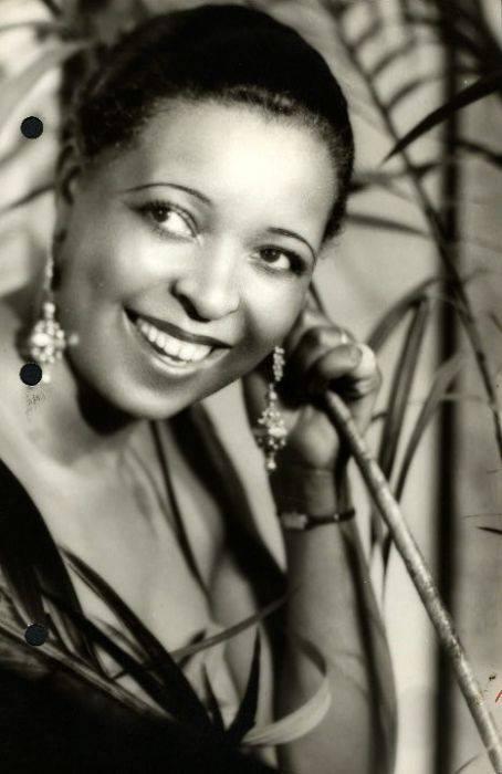 Ethel Waters!