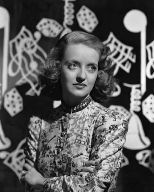 Bette Davis ~ 1938.