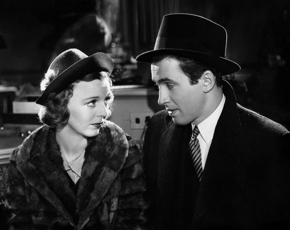 Margaret Sullavan & James Stewart