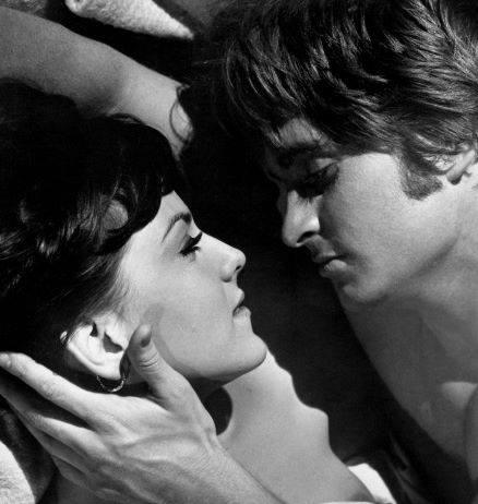 Michael Douglas & Brenda Vaccaro