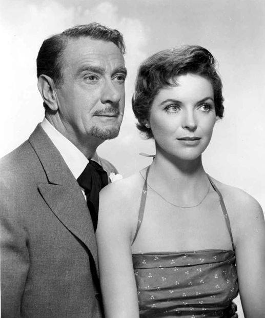 Clifton Webb & Dorothy McGuire