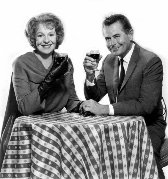 Glenn Ford & Geraldine Page