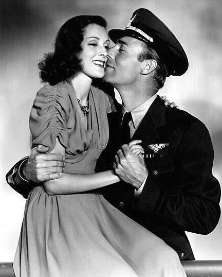 Randolph Scott & Frances Dee